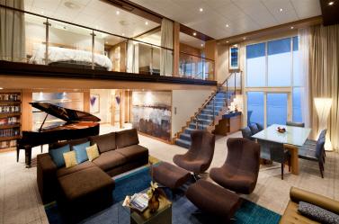 로얄캐리비안 크루즈, 세계 최대 22만톤 크루즈선 오아시스호 ...